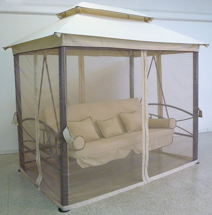 Oltre 25 fantastiche idee su altalena da giardino su pinterest - Zanzariere da letto ...