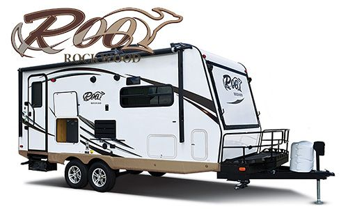 New Forest River Rockwood Roo Hybrid Camper RVs For Sale at The Original RV Wholesalers