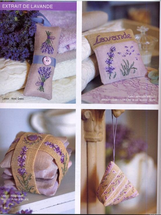 lavender sachet ideas