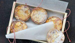 Frangipane mince pies - The Happy Foodie