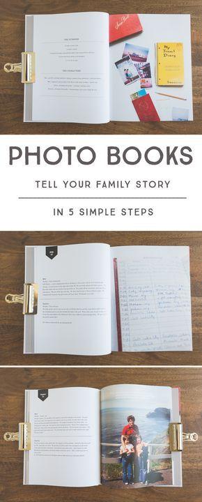 25 best ideas about fotoalbum gestalten on pinterest - Fotoalbum selbst gestalten ...