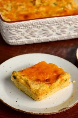Ham and Cheese Grits Casserole - Great for after Easter Ham (Grits ...
