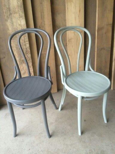 Caf stoel eetkamer of keuken grijze tinten meerdere kleuren mogelijk oudisnieuw - Deco eetkamer oud ...