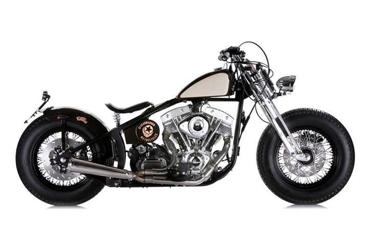 """If you try a Gypsy Soul it'll be Love at First Sight. With a 93ci (1530cc) Shovel engine, the Springer fork 21"""" front wheel and 130 rear, Softail or Hardtail Frame will give you emotions that you never tried and which you can't do without. Also available with standard chassis and wheels 130/16"""" front and 180/16"""" rear."""