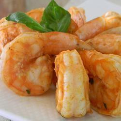 Healthier Marinated Grilled Shrimp Allrecipes.com: Tomatoes Sauces, Grilled Shrimp Recipes, Shrimp Allrecipes Com, Healthier Marines, Marinated Grilled Shrimp, Sea Food, Easy Marines, Cayenne Peppers, Marines Grilled Shrimp