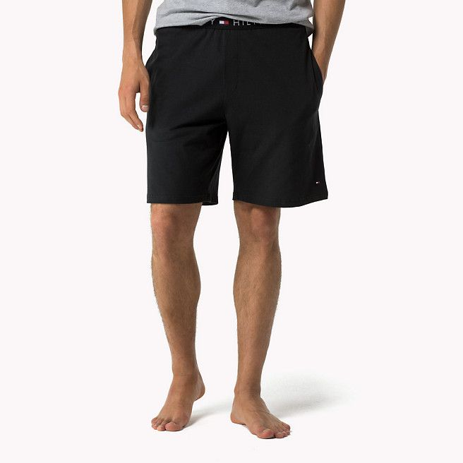 Tommy Hilfiger Icon Shorts - black (Black) - Tommy Hilfiger Lounge    Sleepwear - detail image 0  26b1bf51f1