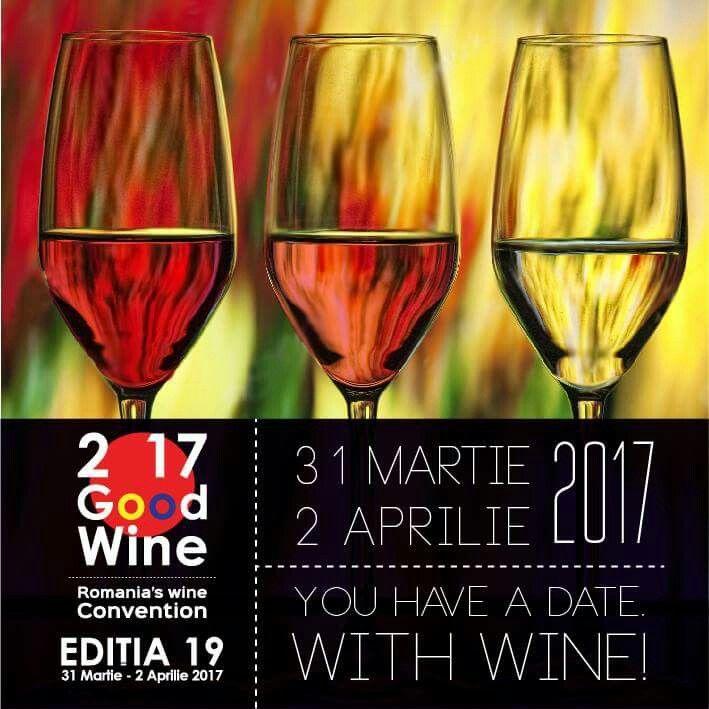 GOODWINE, cel mai mare eveniment din România dedicat vinului!       Începând cu această ediție, târgul se va desfășura în două pavilioane Romexpo: C4 și C5 între 31 Martie şi 2 Aprilie.