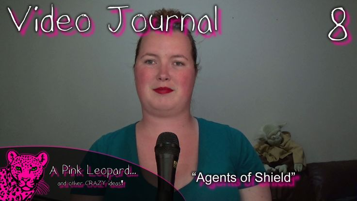 Video Journal 8: Agents of Shield  This week I share with you the 3 things I am excited to see in the upcoming season of Agents of Shield!