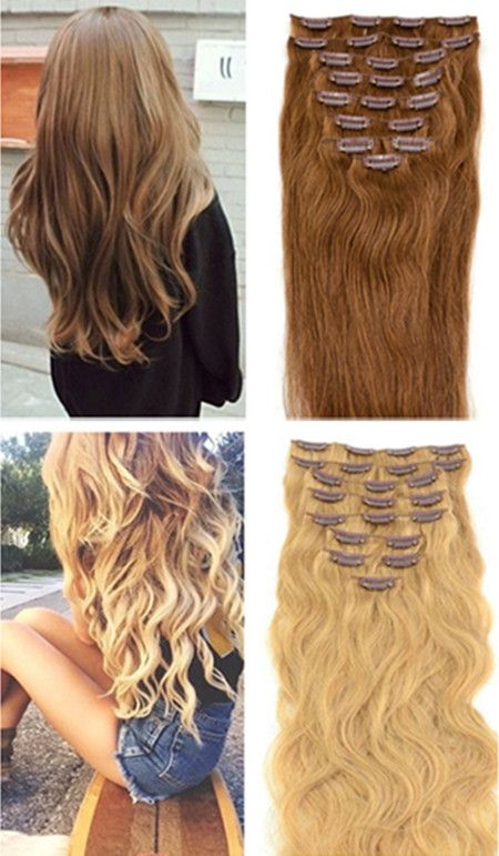 82 Best Hair Extensions Images On Pinterest Hairstyle Ideas