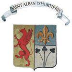 Saint Alban d'Hurtières blason Regis Tiny http://www.gpps.fr/Guides-du-Patrimoine-des-Pays-de-Savoie/Pages/Site/Visites-en-Savoie-Mont-Blanc/Maurienne/Saint-Alban-d-Hurtieres