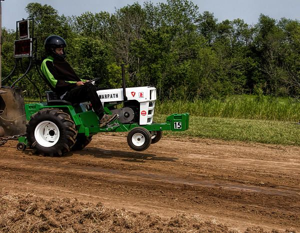 Garden Pulling Tractor Decal : Best images about garden tractor on pinterest gardens