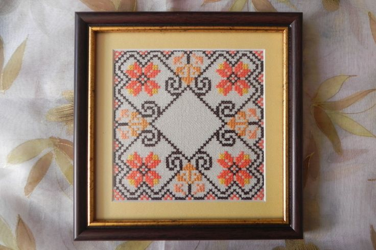 Handmade embroidery.My work.Authentik Bulgarian embroidery.