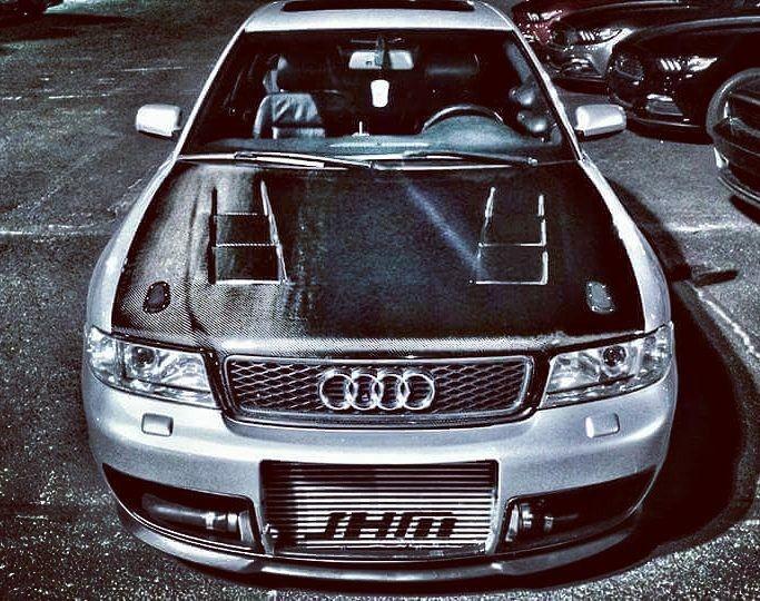 2001 Audi B5 S4 Twin Turbo Carbon Fiber Audi Rs7 Sportback Audi Audi S4