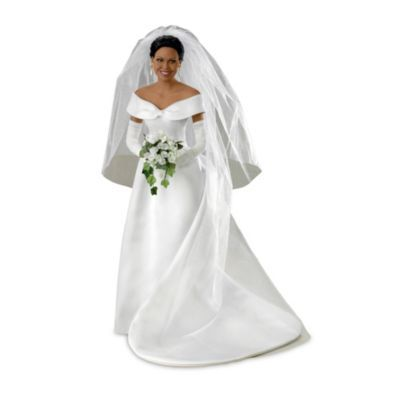 Michelle Obama Bride Doll