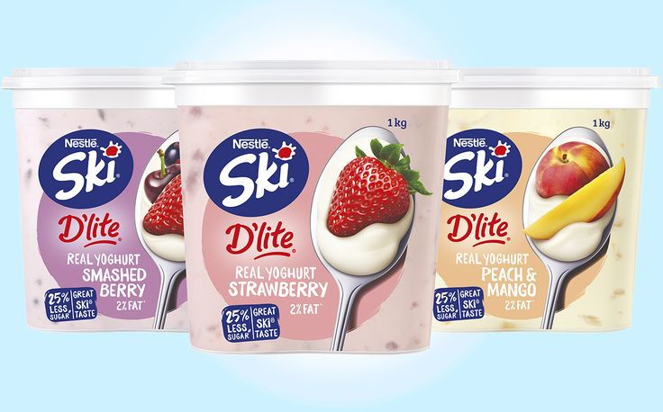 Fonterra reduces Ski D'Lite's sugar content by 25%