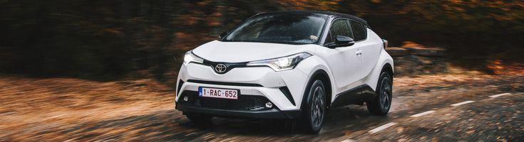 Precios del Toyota C-HR de concesionarios oficiales. Descuentos hasta un 12.49% en tu nuevo Toyota C-HR pedido a fábrica a la carta.