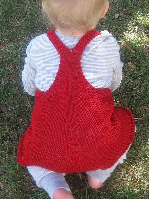 Romper knit pattern (free) Kreativ stickning - alla stickbeskrivningar Pi...