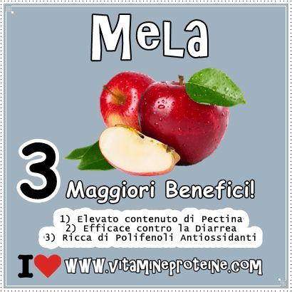 Tabella Mela