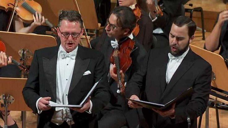 ORCAM Nº 1 (temporada 2016-2017) // Concierto desde el Auditorio Nacional con la orquesta y coro de la Comunidad de Madrid dirigidos por Víctor Pablo Pérez, interpretando el estreno de la obra Shibboleth, de Juan Manuel Ruiz, y la canción del lamento de Gustav Mahler.
