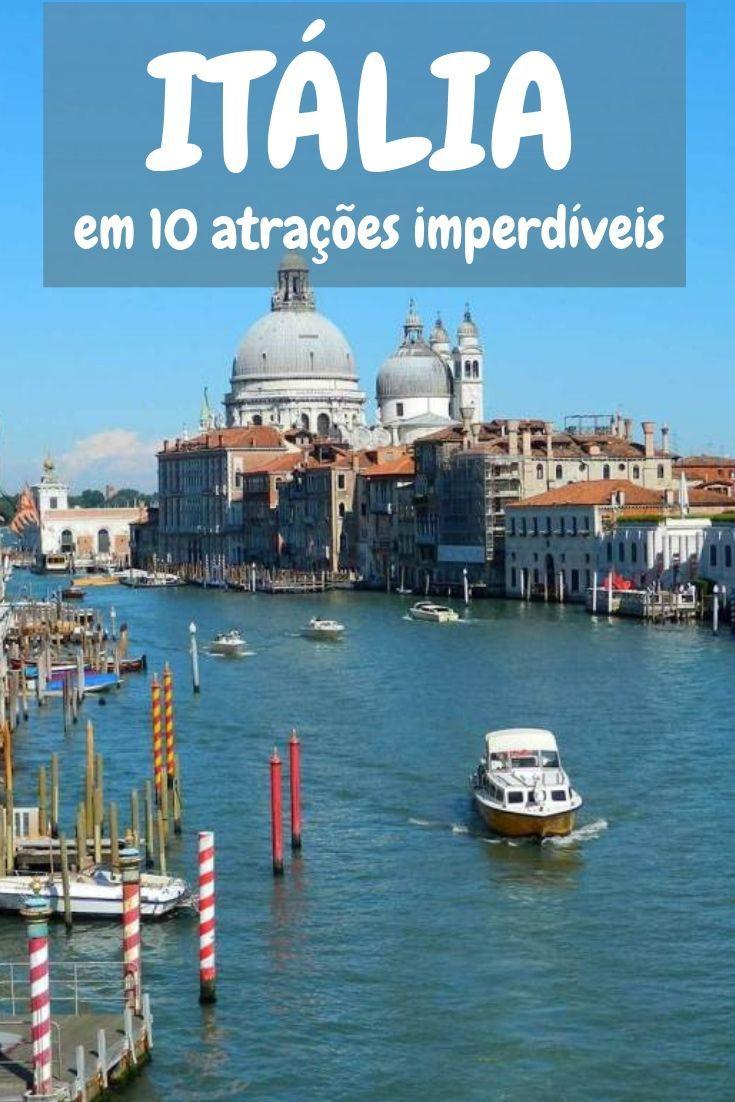 Coisas para fazer na Itália: 10 atrações imperdíveis   – Itália
