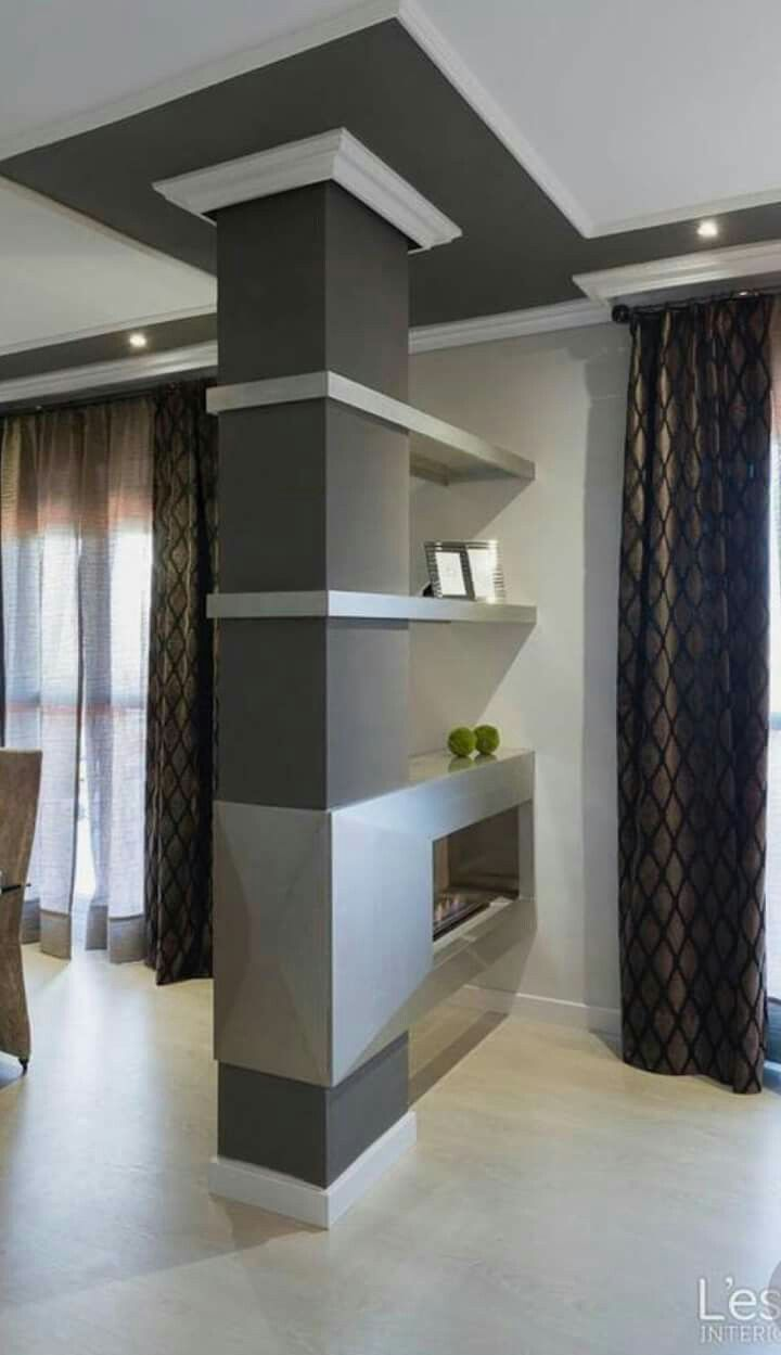 how to make a partition wall