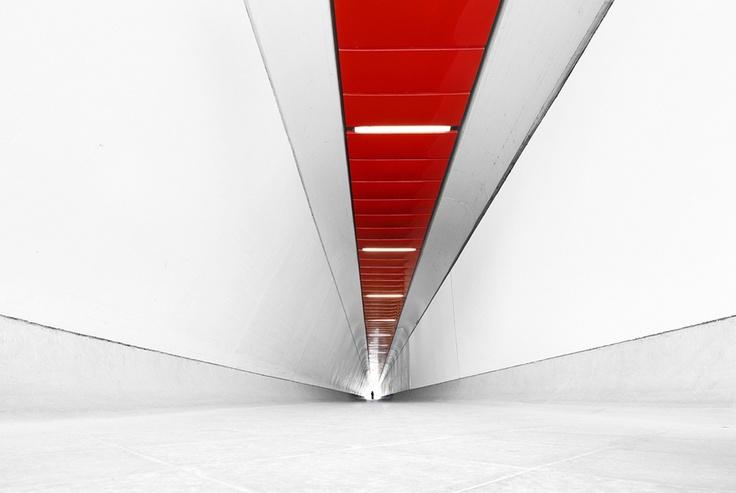 Ralf Wendrich: Architecture Shots, Ralf Wendrich, Photography Long, Urban Photography, Hallways Colors, Corporate Spaces, Photos Ralf, Architecture Photography, Amazing Architecture