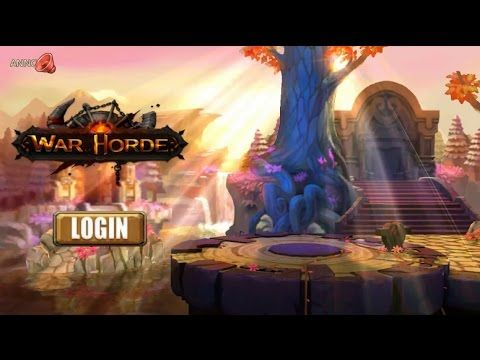 Gioco per Android War Of Horde simil World of Warcraft - Video recensione