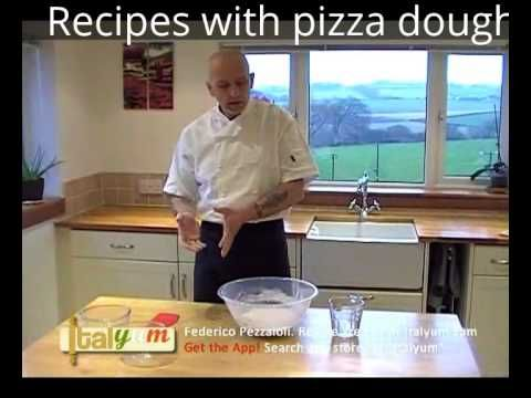 Recipes with pizza dough, This really works!