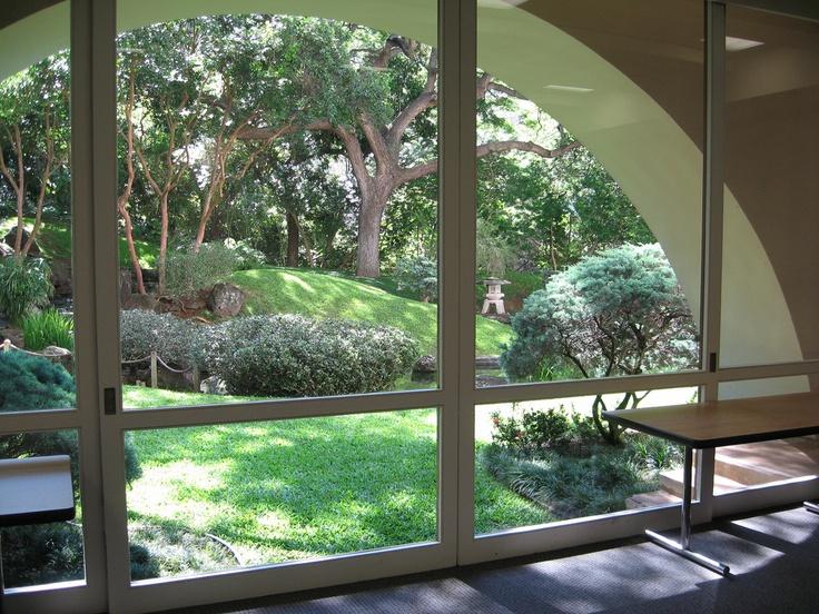 japanese garden at University of Hawaii