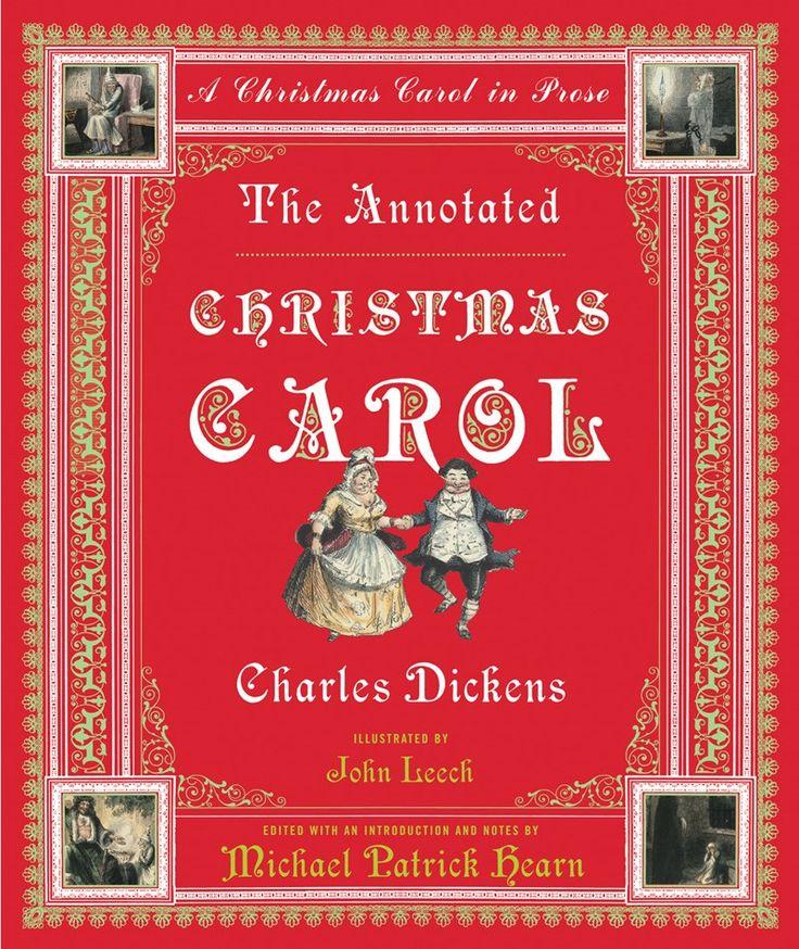 The Annotated Christmas Carol Charles Dickes Hardback Autumn 2007