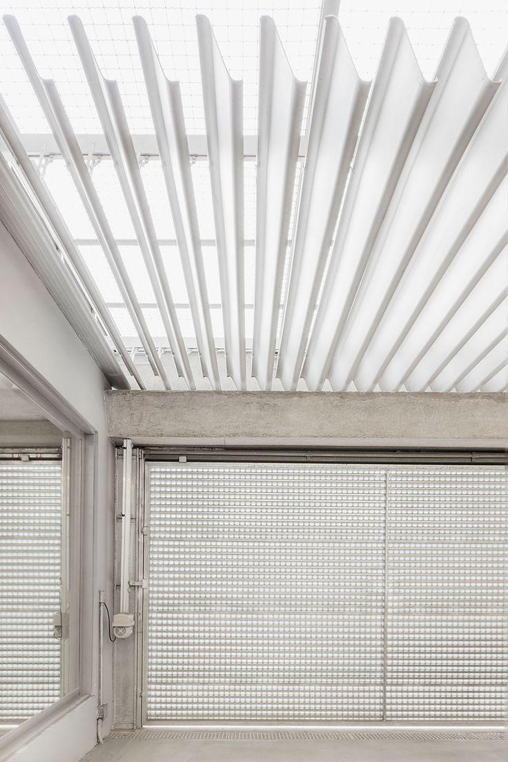 best 25+ louver de aluminio ideas on pinterest | paneles de vidrio