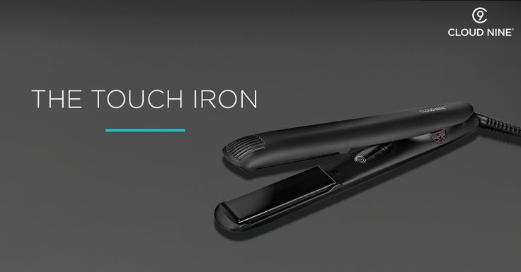 The Touch - Hair Straighteners - Cloud Nine®