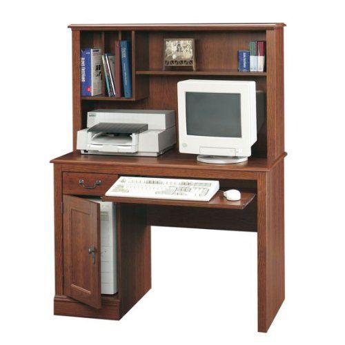 Computer Desk Hutch Desks Sauder Camden County