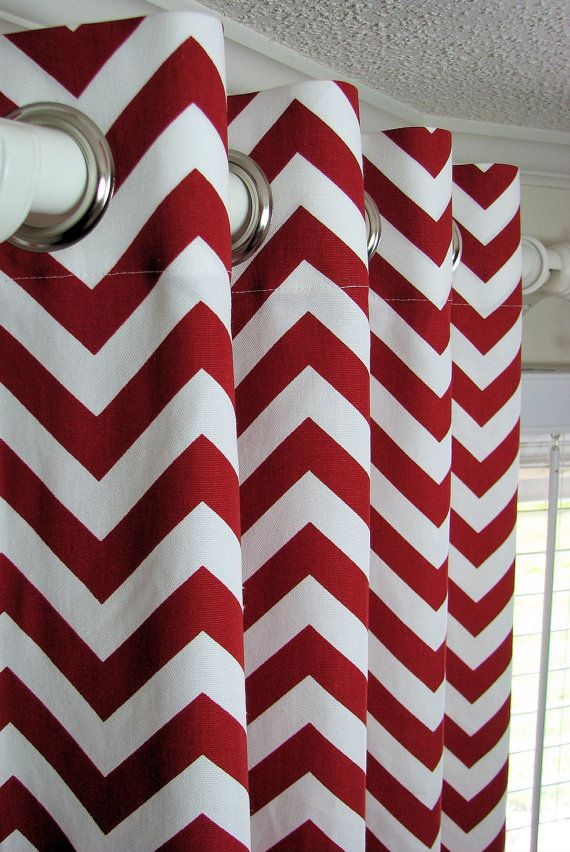 Jackpot...love the red chevron from Castle Creek Design on Etsy