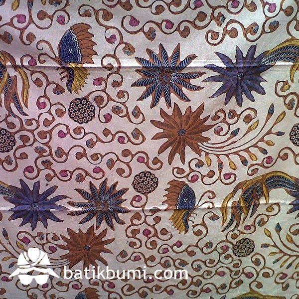 Detail #kain batik motif debyah