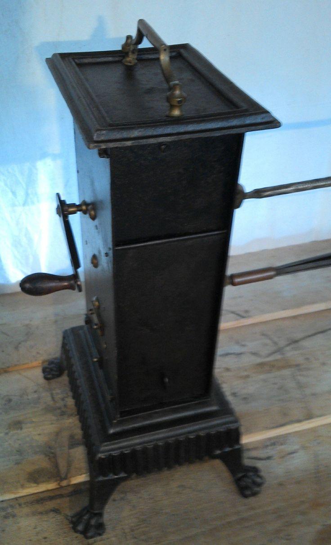 tourne broche gros ancien barbecue grillade clockwork fireplace roadster barbecue rotissoire. Black Bedroom Furniture Sets. Home Design Ideas