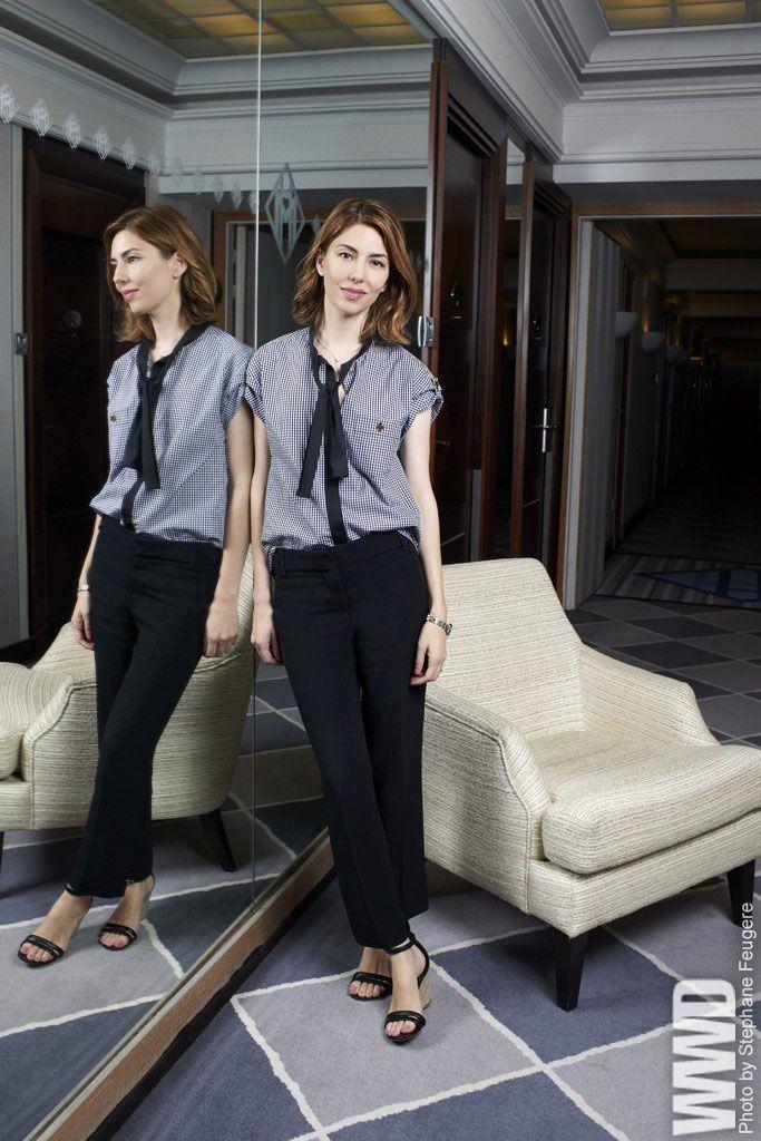 Women Style — womensweardaily: Sofia Coppola to Serve on Jury...