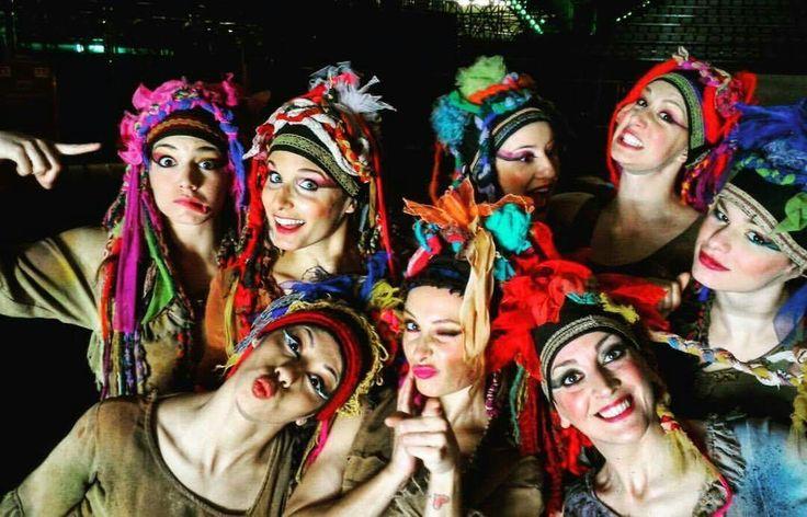 Le ballerine del cast 2016