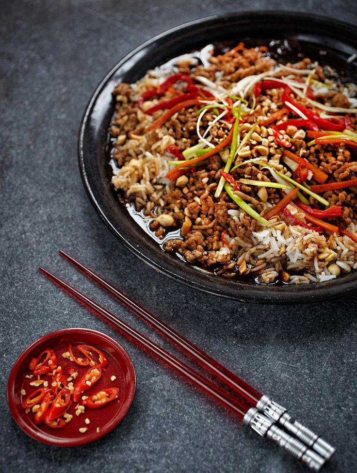 Chinese Pork Mince Char Siu | Blog. Recent Work. Recipes.