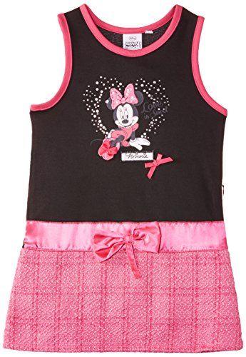 Disney - Vestito, Bambine e ragazze, Nero (Schwarz (Black/Fuschia)), 3 anni Disney http://www.amazon.it/dp/B00JHQUDF0/ref=cm_sw_r_pi_dp_qQezvb03YVMZ1