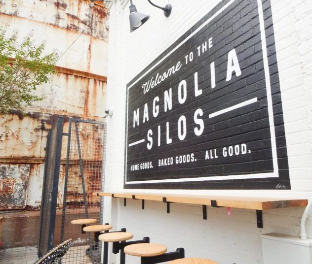 Where to Eat Local in Waco, TX | The Bakery at the Silos at Magnolia Market