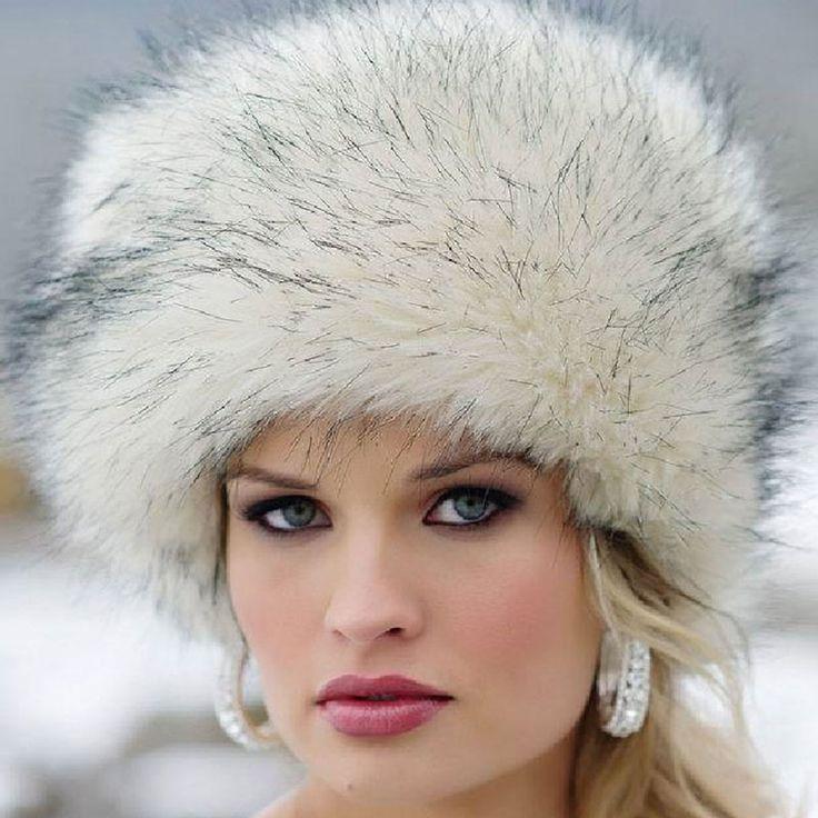 $8.05 (Buy here: https://alitems.com/g/1e8d114494ebda23ff8b16525dc3e8/?i=5&ulp=https%3A%2F%2Fwww.aliexpress.com%2Fitem%2FWomen-s-Winter-Hats-Russian-Lady-Women-Faux-Fox-Fur-Cossack-Style-Winter-Warm-Earflap-Hat%2F32734077714.html ) Women's Winter Hats Russian Lady Women Faux Fox Fur Cossack Style Winter Warm Earflap Hat Beanie Cap Casual Female Hats for just $8.05