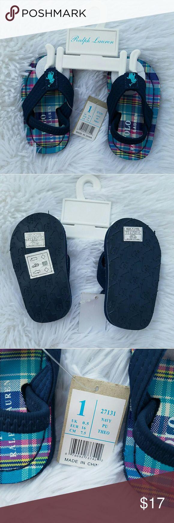 NWT. Polo Ralph Lauren Baby Boy Sandals NWT. Polo Ralph Lauren Baby Boy Sandals. Size 1. Polo by Ralph Lauren Shoes Sandals & Flip Flops