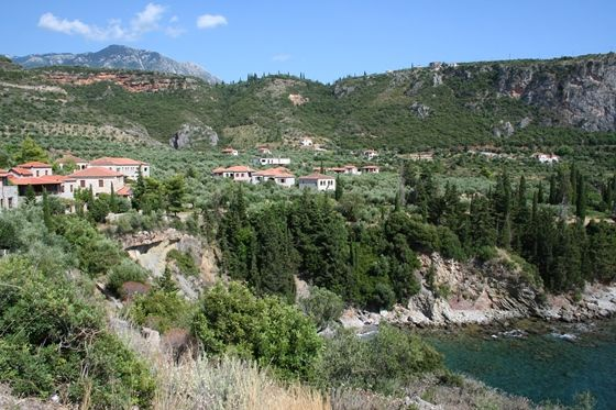 Δημιουργία - Επικοινωνία: Ταξίδια στην Ελλάδα: Οδοιπορικό στη Μεσσηνιακή γή