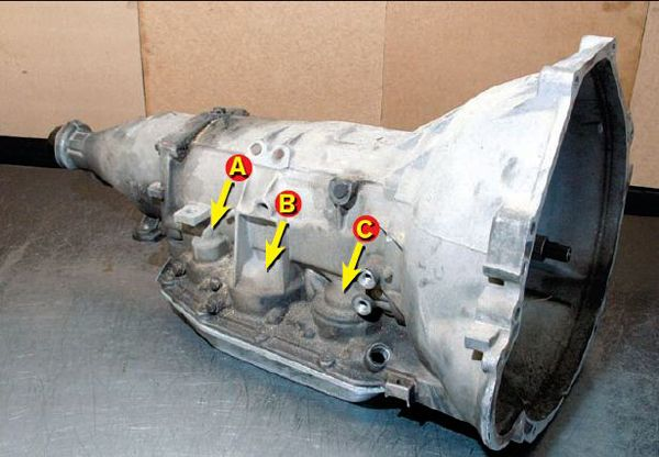 Techtips - Ford AOD and 4R70W Transmission History and