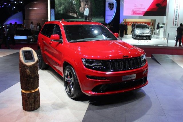 2015 Jeep Cherokee Limited 4x4 Reviews Image