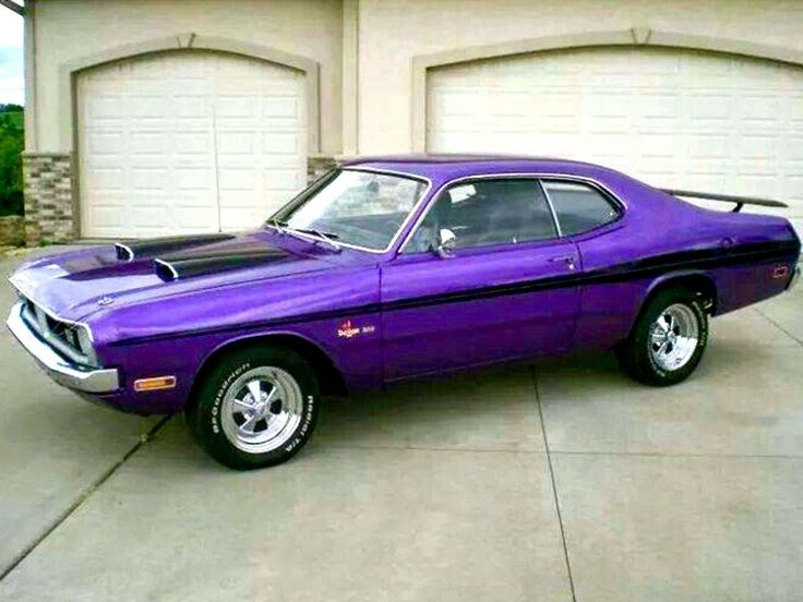 Dodge Demon Dart