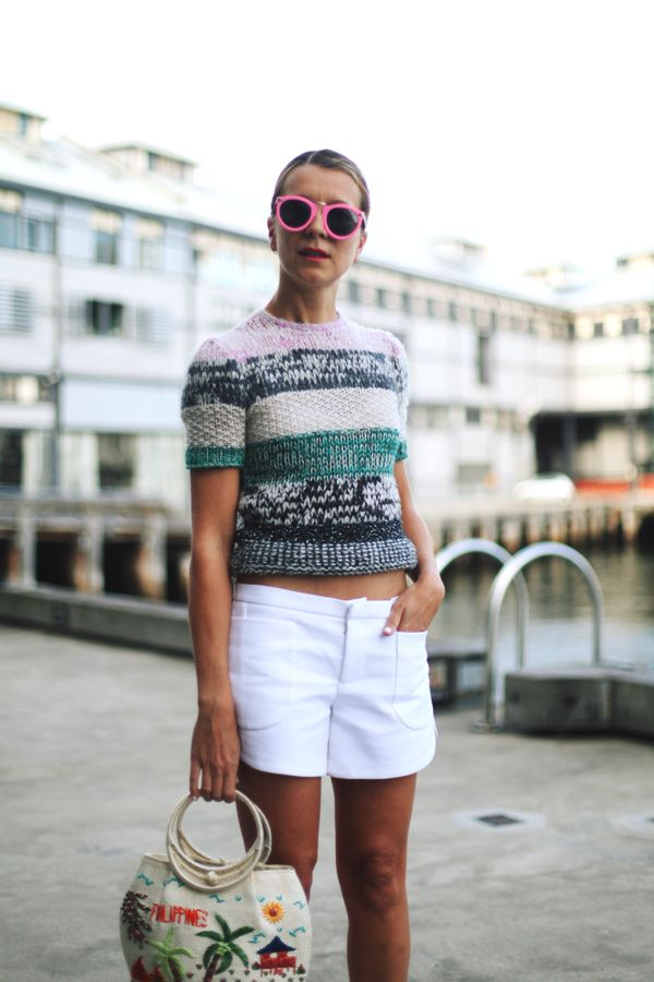 from We the People  #style #street #knit #striped #color