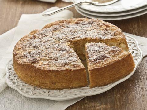 torta-di-riso-e-mele-renette preparazione