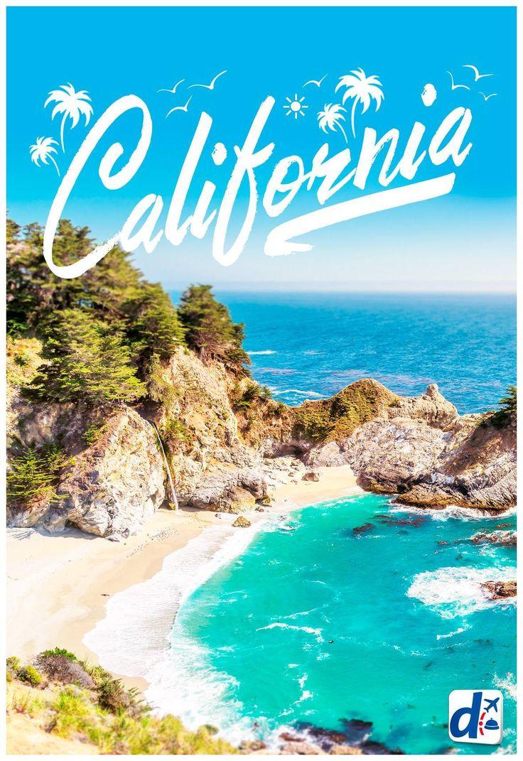 #LosAngeles es la ciudad más grande y poblada de #California. Descubrí cuáles son los principales atractivos turísticos de esta vibrante ciudad ¡y disfruta al máximo de esta increíble ciudad! #trip #travel #viajes